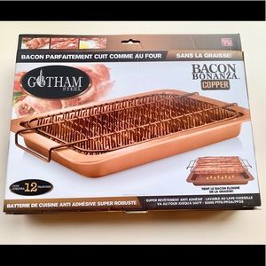 Gotham Steel Bacon Bonanza -as seen on TV
